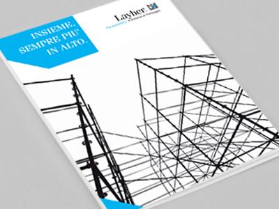 catalogo Layher: sistemi di ponteggio d'alta qualità