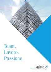 Catalogo generale Layher Italia